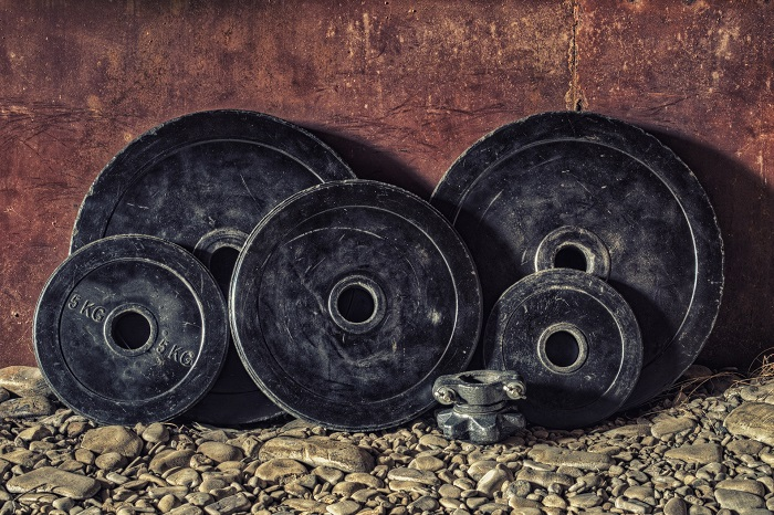 Záťažová vesta na intenzívny tréning